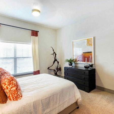 Bedroom | Sorrel Fairview Apartments | Fairview, TX
