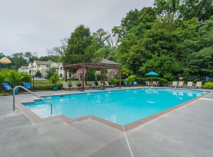 Swimming Pool With Sundeck at Autumn Wind Apartments, Winchester, VA, 22603