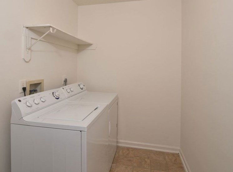 Full Sized Washer and Dryer at Bridgeport Apartments, Virginia, 23663