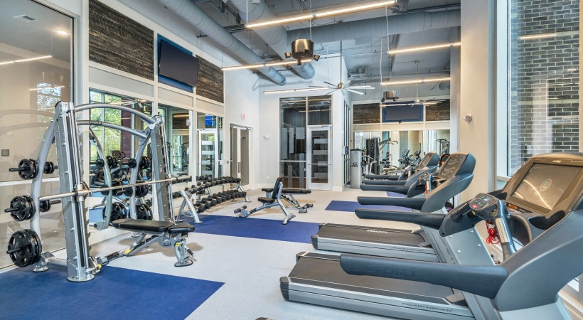 The Flats Exchange On Erwin | Fitness Center