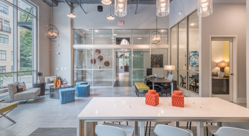 The Flats Exchange on Erwin | Coworking space with WiFi