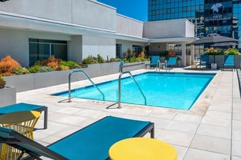 5837 W. Sunset Blvd. Studio-2 Beds Apartment for Rent Photo Gallery 1