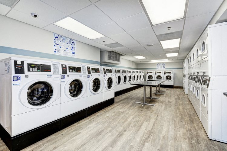 24-hour Dry Cleaning And Laundry Service at The Mark Apartments, Alexandria, Virginia