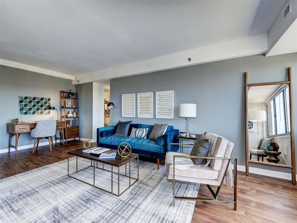 Vibrant Living Experience at The Mark Apartments, Alexandria, VA