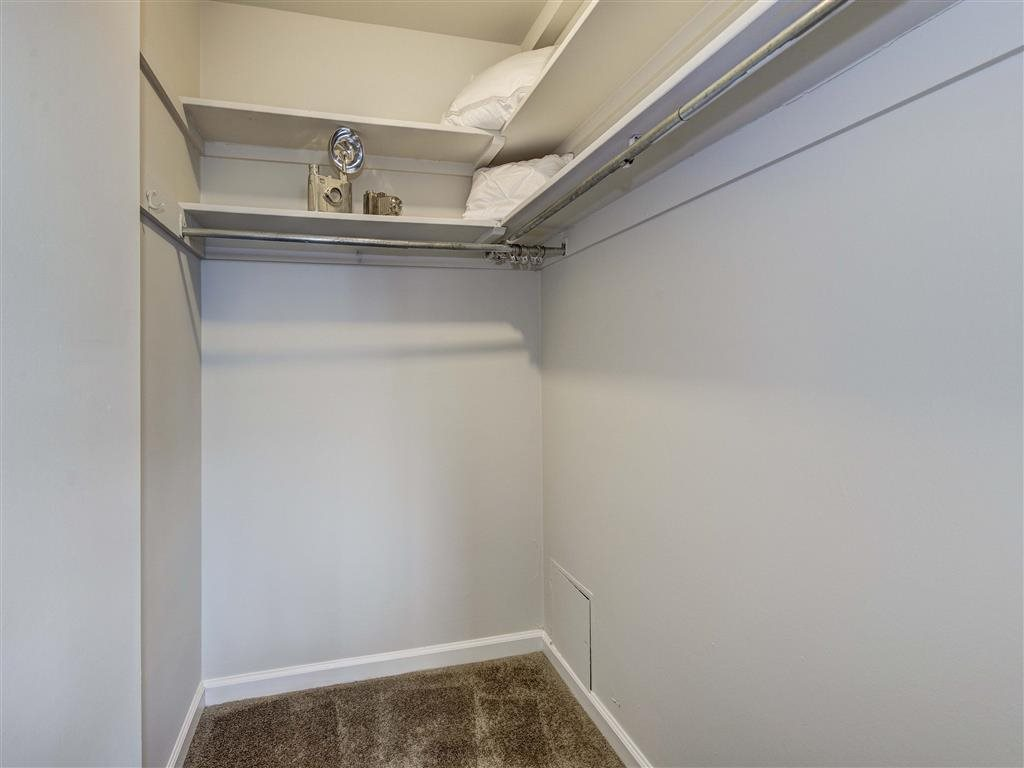 Large Closets in Bedrooms at The Mark Apartments, Alexandria