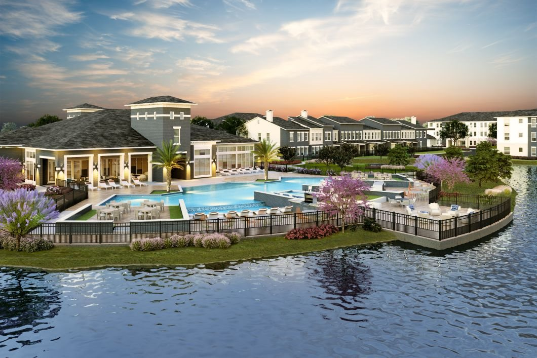 The newest luxury apartments in Spring, Texas