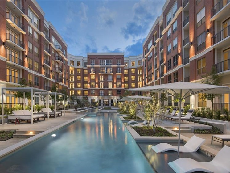 The Mark at Cityplace Springwoods Village apartments