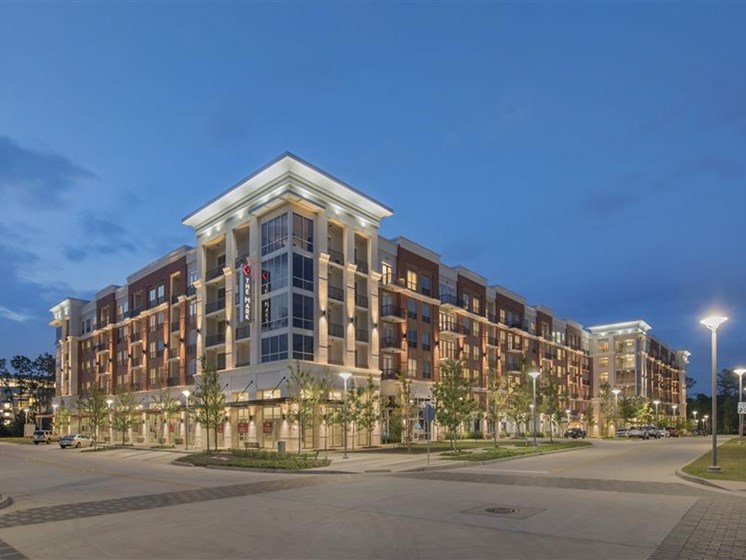 The Mark at Cityplace apartments in Spring TX