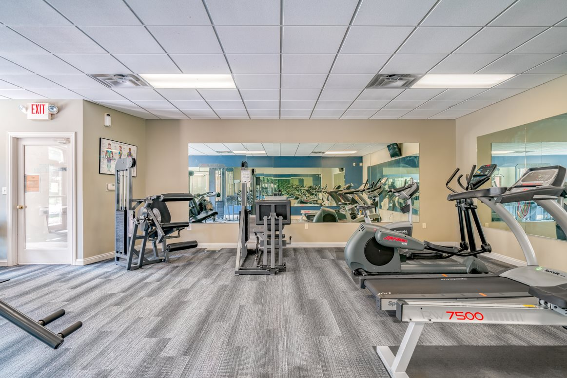 Plenty of space to hit your fitness goals at Southwind Villas