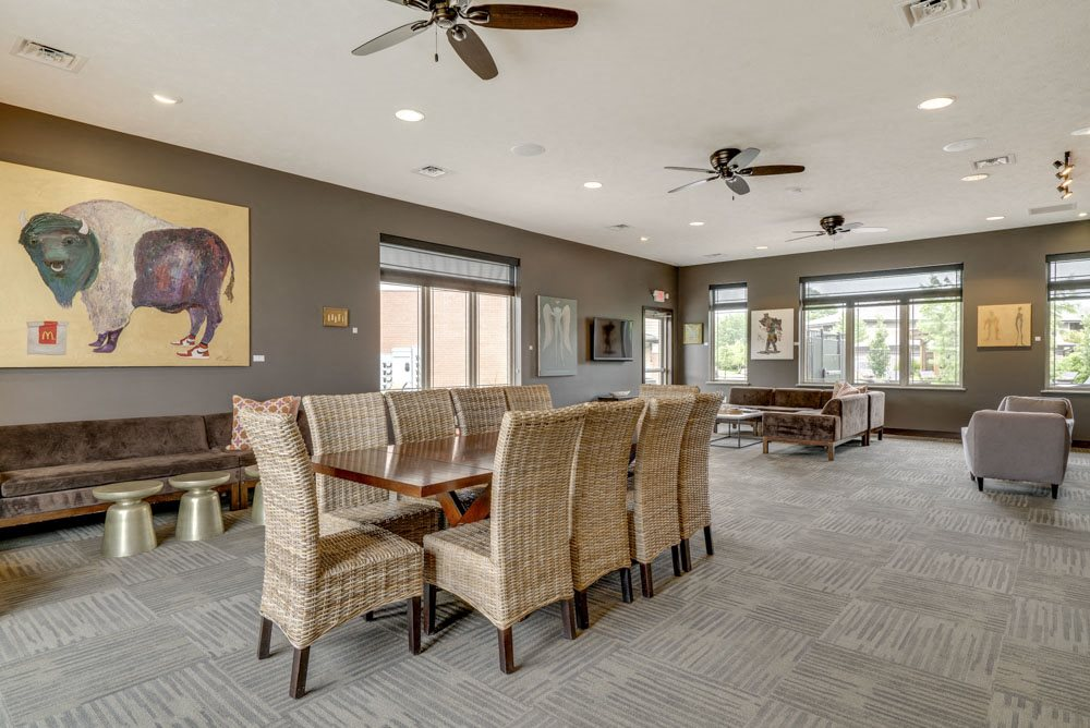 Clubhouse at the Villas at Wilderness Ridge