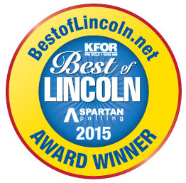 Best of Lincoln – Best Apartment Community Award Winner (2014, 2015)