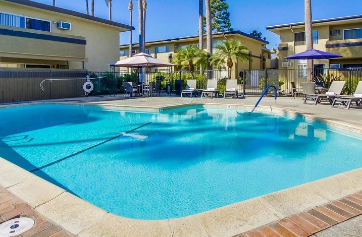 Cross Roads Apartment Homes in Anaheim California