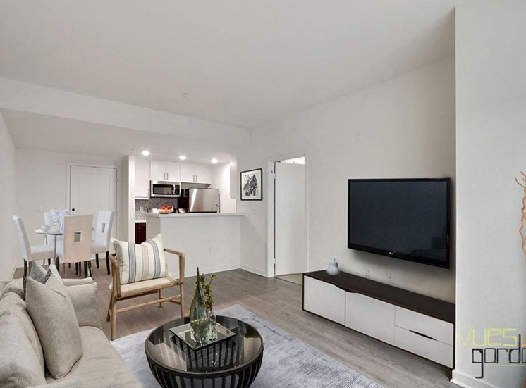 Vues on Gordon Apartments in Hollywood California