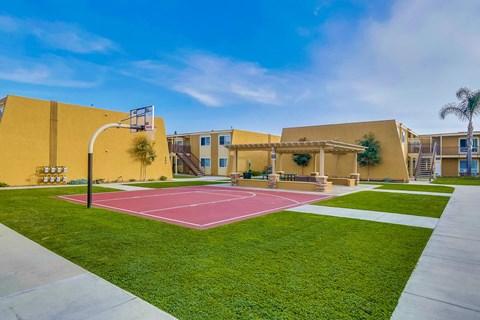 Whiffle Tree Apartments in Huntington Beach California.