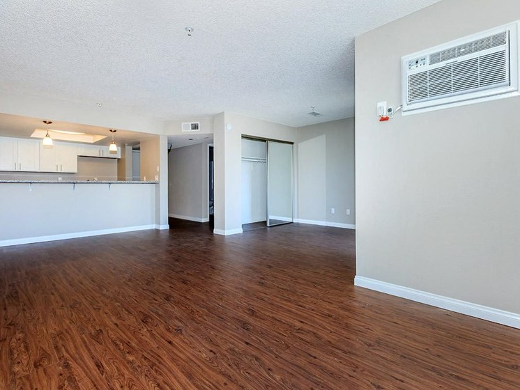 Open Concept Layouts At Imperial Apartments in Santa Ana, CA.