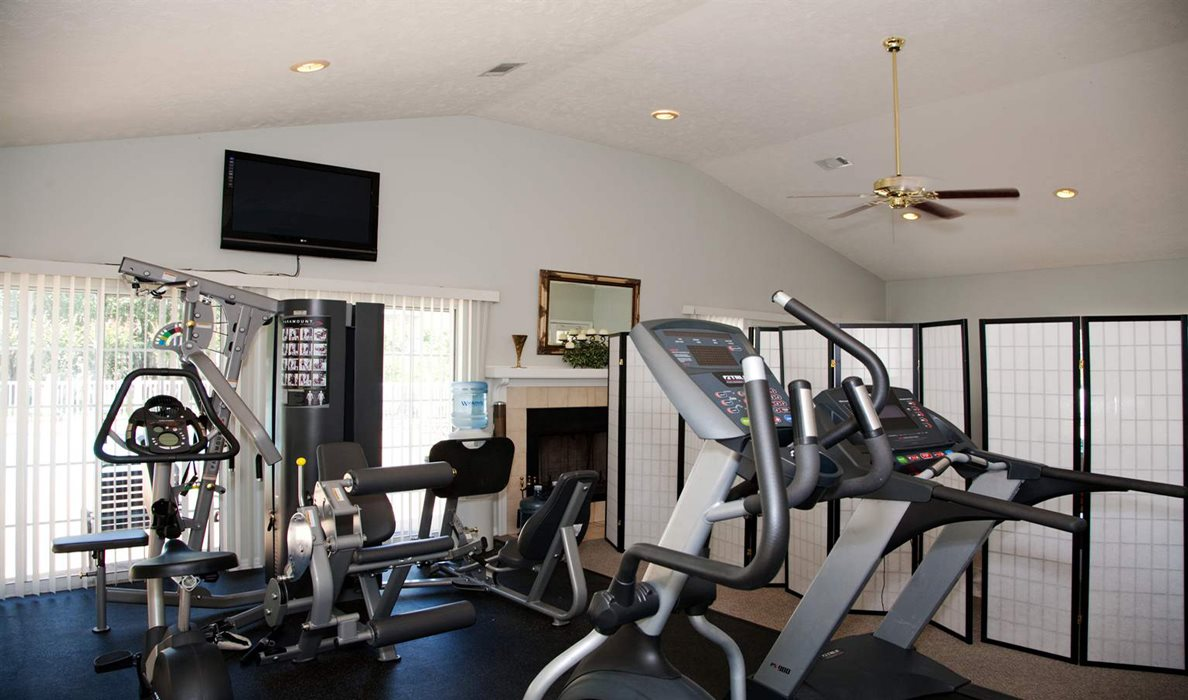 Northwood Place Apartments Fitness Center