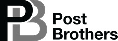 Post Brothers Apartments Logo 1