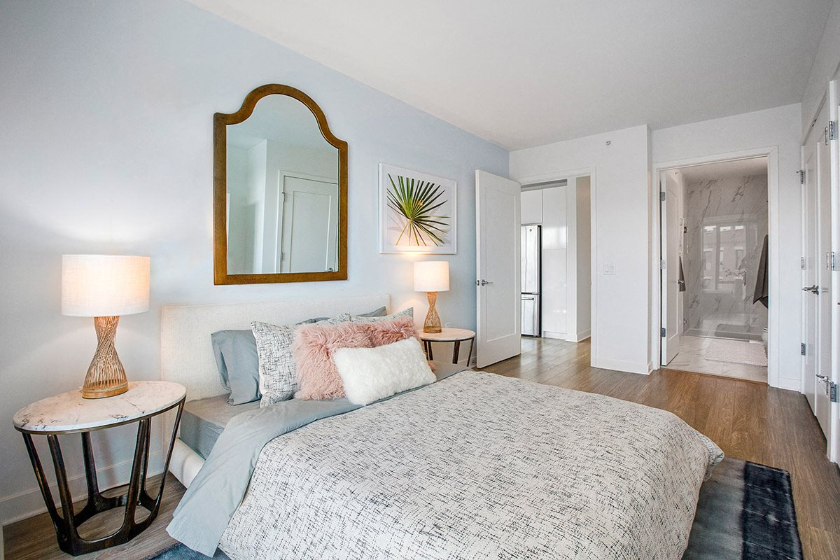 Lincoln Common Chicago Two Bedroom Suite
