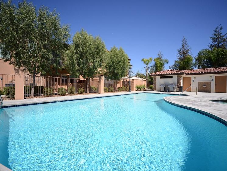 Parkside Villas pool