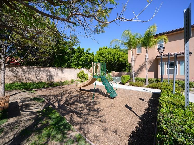 Parkside Villas playground area