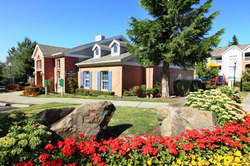 Greens of Merrill Creek exterior building