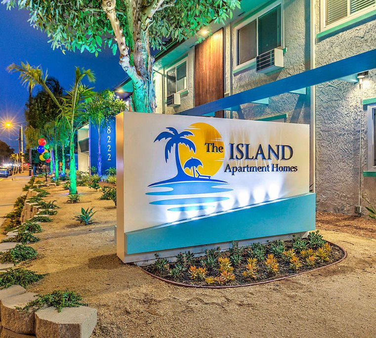 The Island Apartments