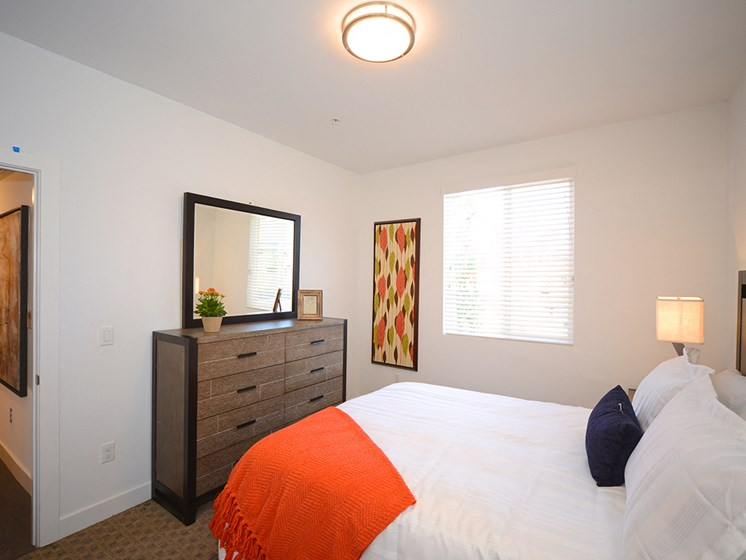 Yolo Apartments Furnished Master Bedroom