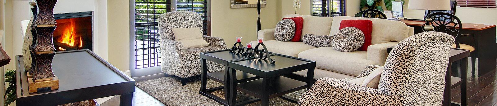 Vista Paradiso resident lounge