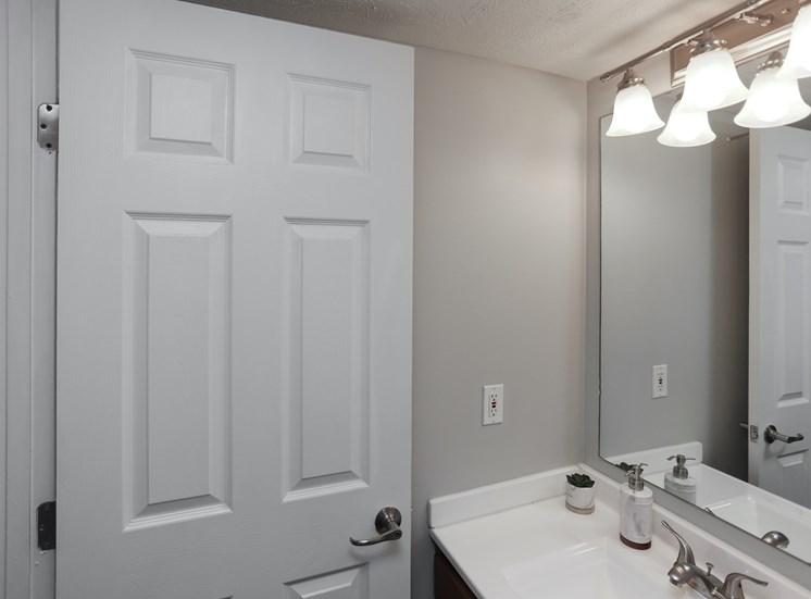 Naples Bathroom (shown in Elite style)