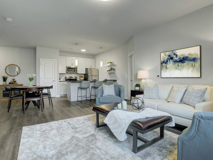 Open Floor Plan Lititz Apartments | Apartments at Lititz Springs | Apartments in Lititz Springs