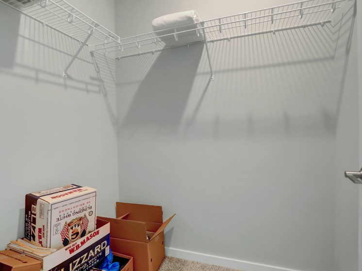 Lititz Apartments Large Closet | Apartments at Lititz Springs | Apartments in Lititz Springs