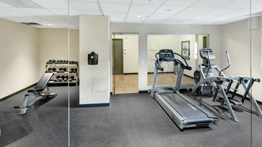 Glendale Flats fitness center