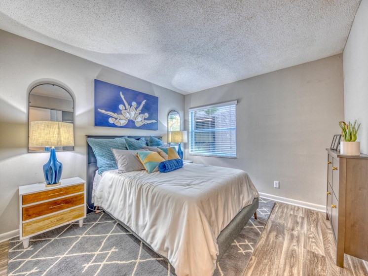 Bedroom With Plenty Of Natural Lights at Harlow at Gateway, Florida, 33702