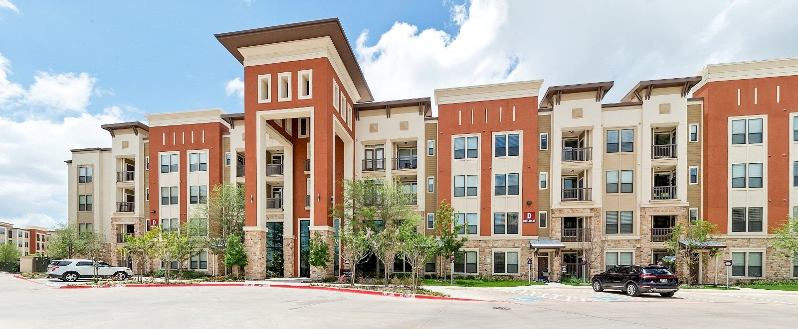 exterior amenity in allen tx apartments