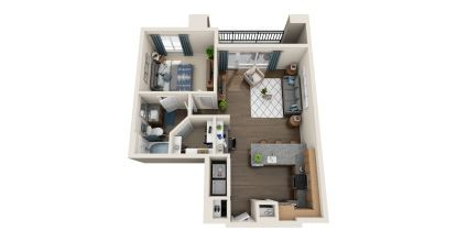 a8 floor plan in irving tx apartments
