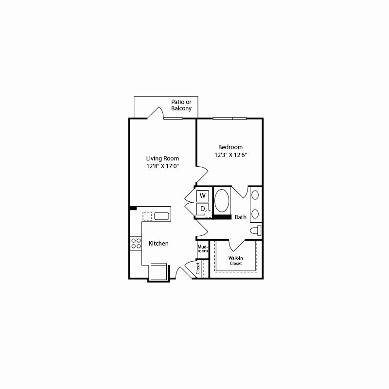 a2 floor plan in fort worth tx apartments