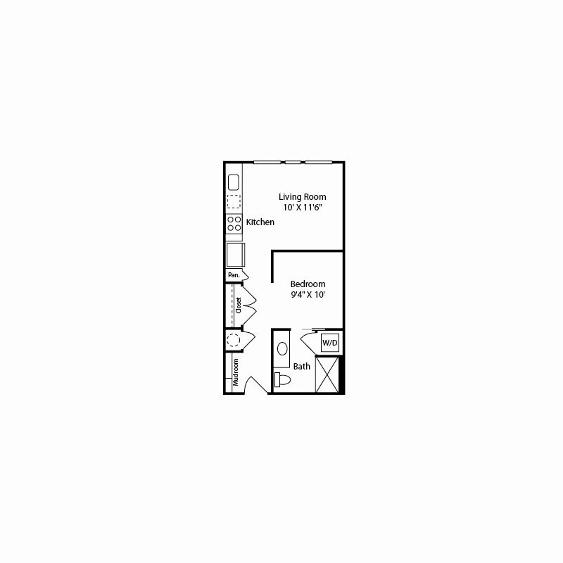 e1 floor plan in fort worth tx apartments