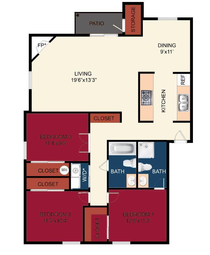 north dallas apartments for rent
