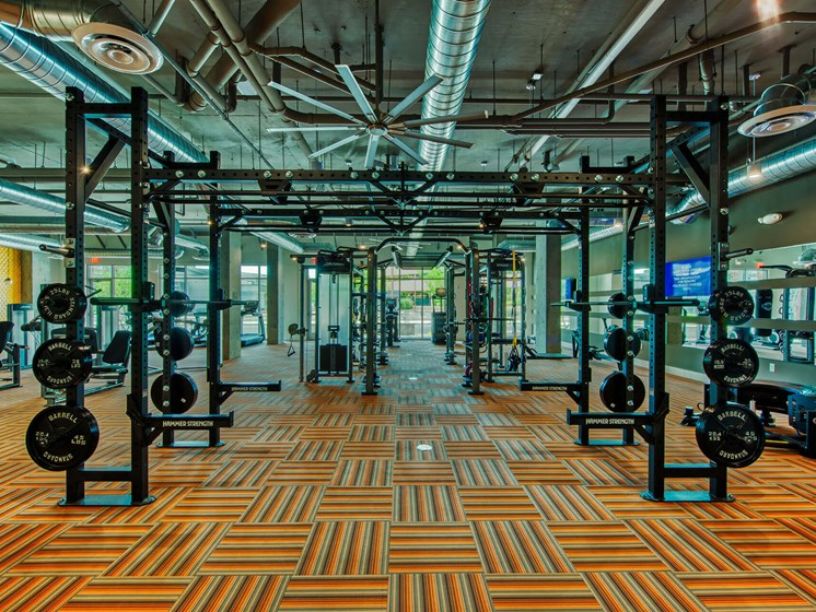 State Of The Art Fitness Center at Centra Midtown Phoenix, Phoenix