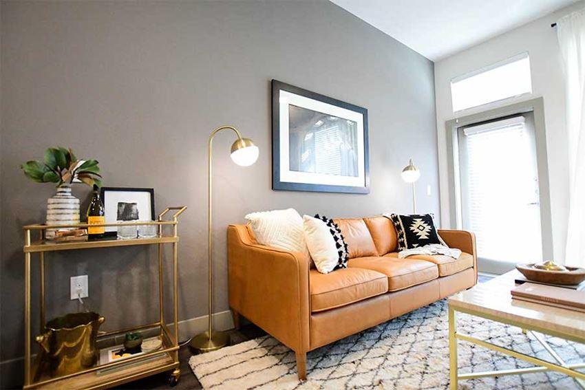 luxury apartment interiors natural light