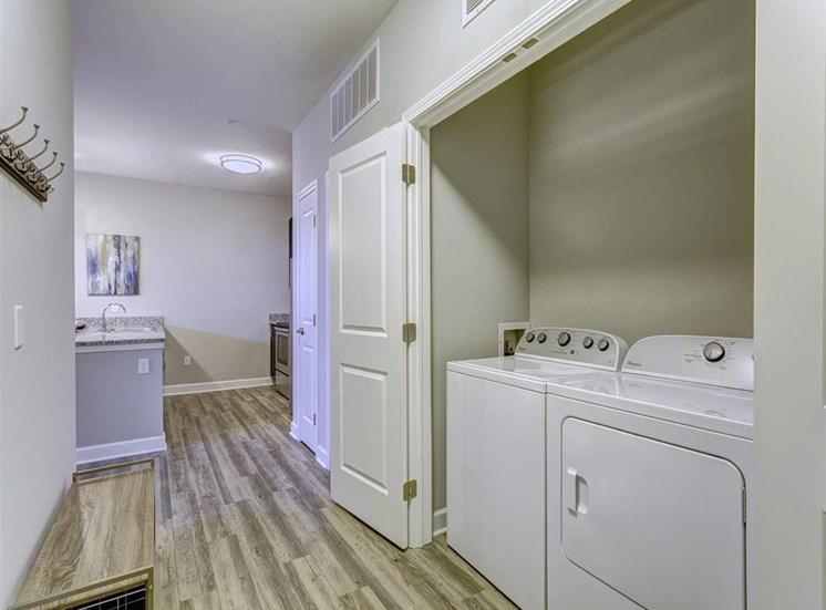 Onsite Laundry Room at Whetstone Flats, Nashville