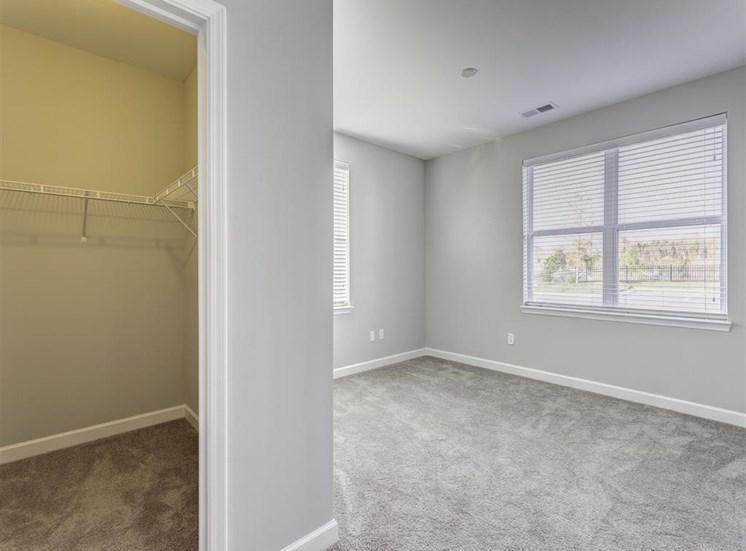 Walk-In Closet Room at Whetstone Flats, Nashville, TN