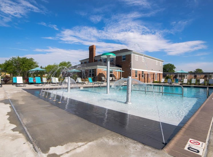 Sparkling Swimming Pool at Gramercy, Carmel, IN, 46032