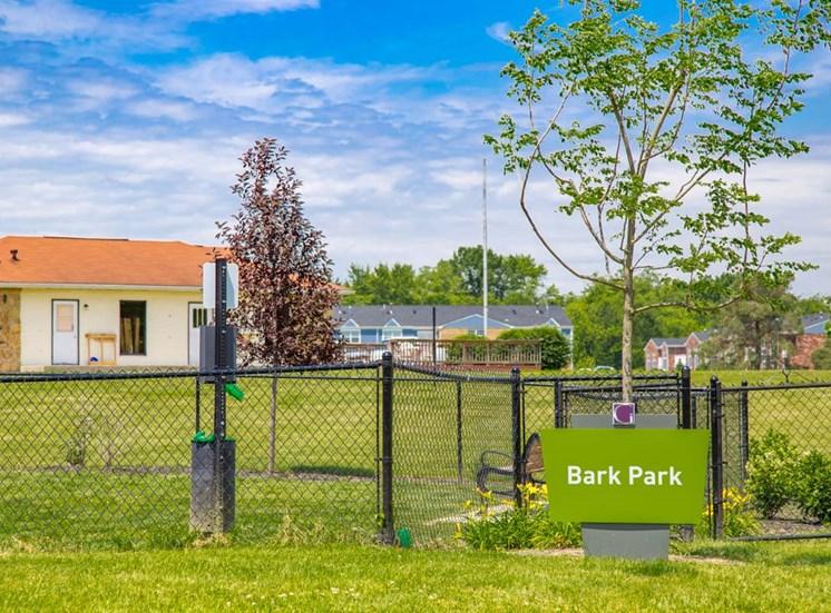 Bark Park at Gramercy, Carmel, 46032