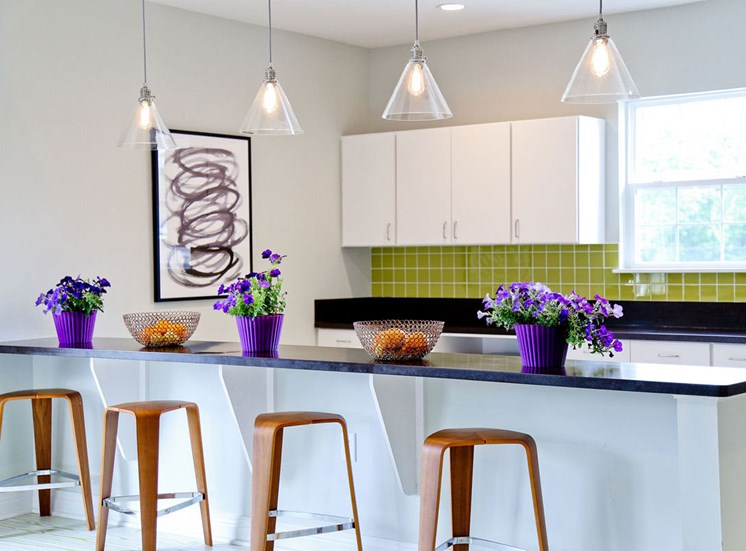 Gourmet Kitchens with Prep Islands at Gramercy, Carmel, IN, 46032