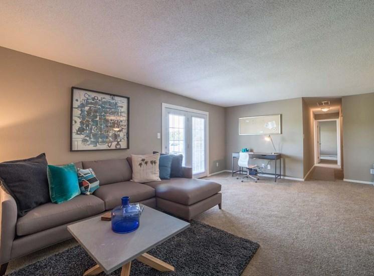 Spacious Living Room at Gramercy, Carmel, 46032