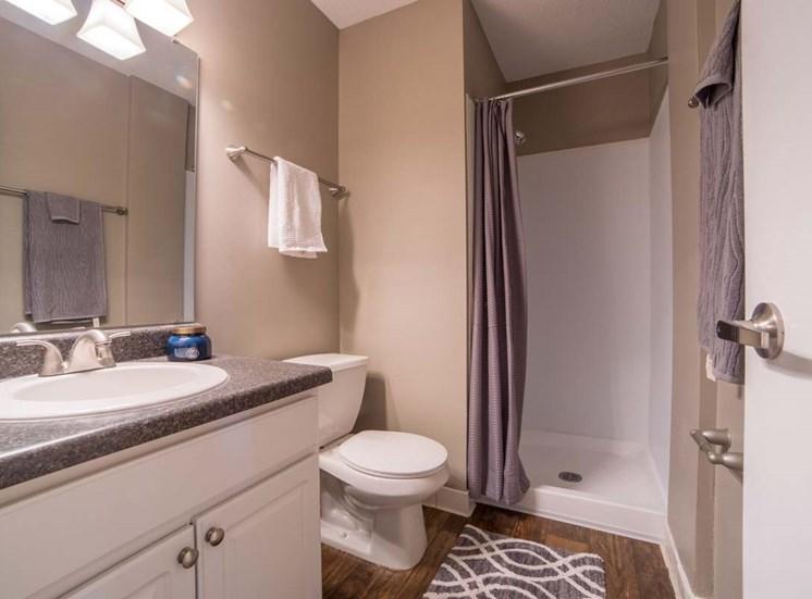 Bathroom With Bathtub at Gramercy, Carmel