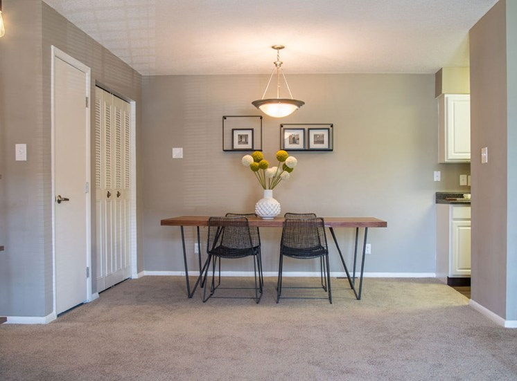 Living Room Interior at Gramercy, Indiana, 46032