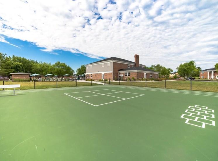Sport Court at Gramercy, Carmel, IN