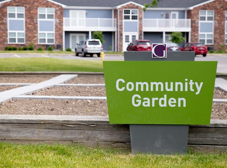 Community Garden at Gramercy, Carmel